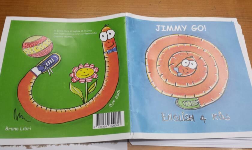 Jimmy Go! (rivoluzioniamo il mondo con i libri!)