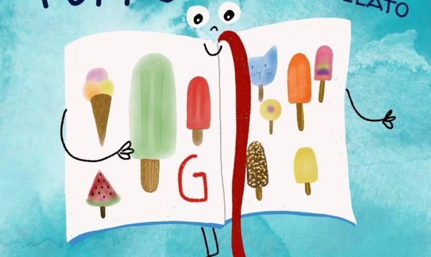 Puffo il libro gelato