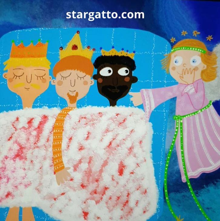 Il sogno dei Re Magi