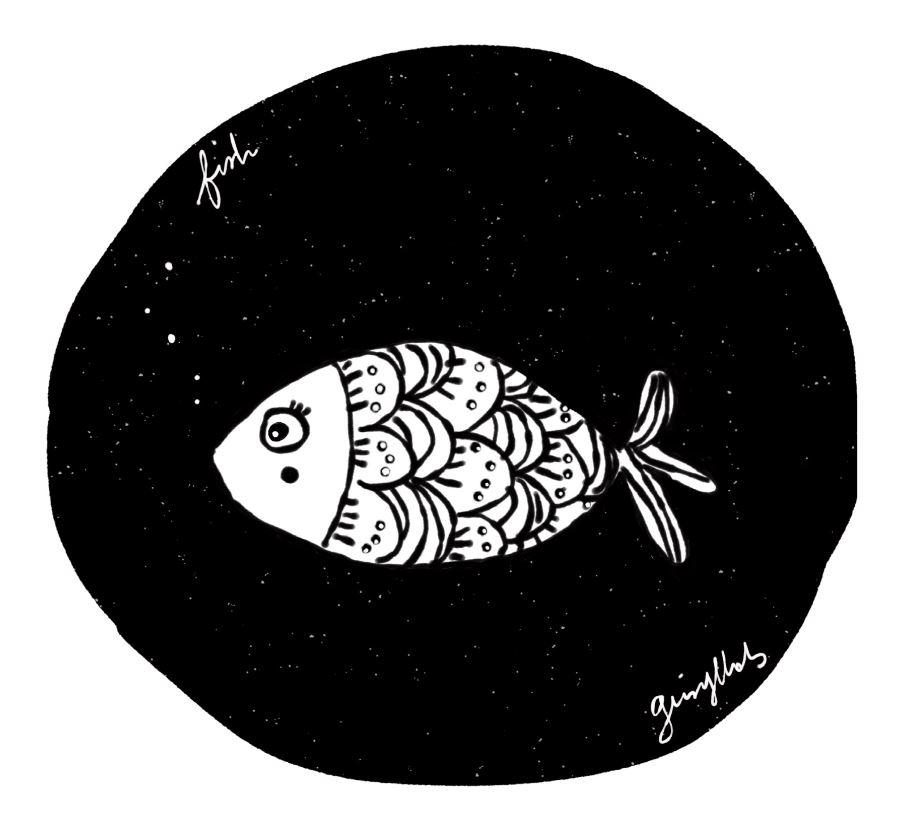 21 aprile, migrazione dei pesci