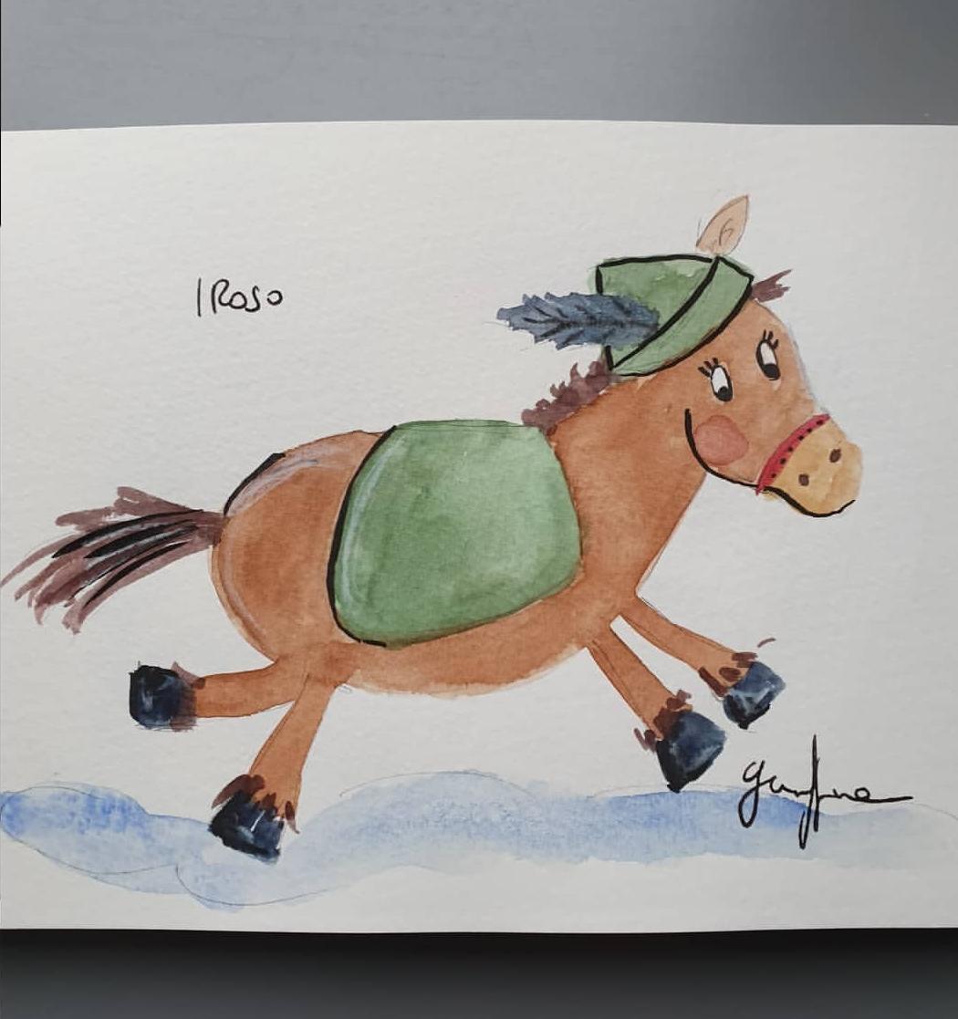 Iroso, il mulo alpino!