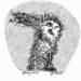 Fuzzy, il coniglio spettinato (inktober)