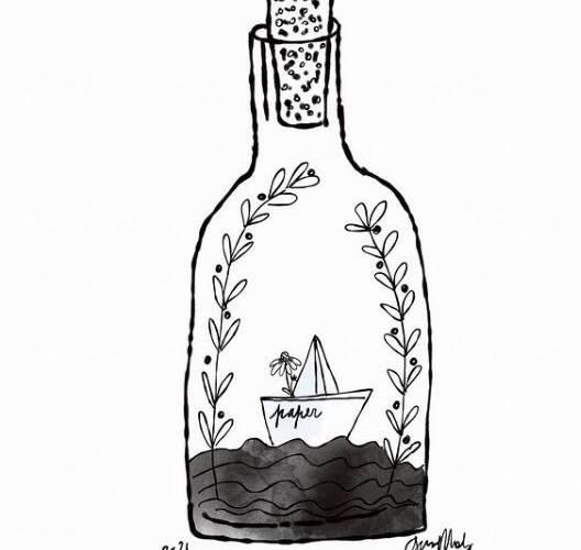 Vessel (inktober)
